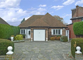 Thumbnail 3 bed detached bungalow for sale in Grove Park Road, London