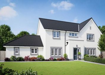 "Thumbnail 4 bed detached house for sale in ""Laird"" at Kirk Brae, Cults, Aberdeen"