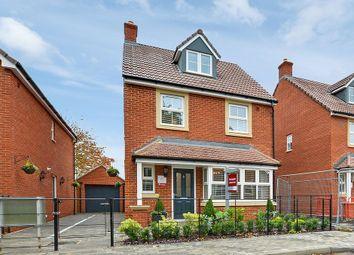 Thumbnail 4 bed detached house for sale in Edington Drive, Trowbridge