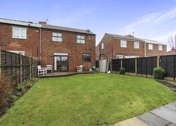 Thumbnail 3 bed semi-detached house for sale in Barton Avenue, Knott End-On-Sea, Poulton-Le-Fylde