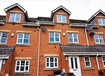 Thumbnail 3 bed town house for sale in Waterloo Road, Manchester