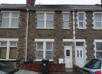 Thumbnail 2 bed terraced house for sale in Leicester Square, Bristol