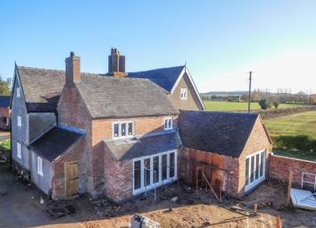 Thumbnail 5 bed detached house for sale in Dorrington Lane, Woore, Crewe