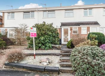 Thumbnail 3 bedroom terraced house for sale in Frobisher Drive, Saltash
