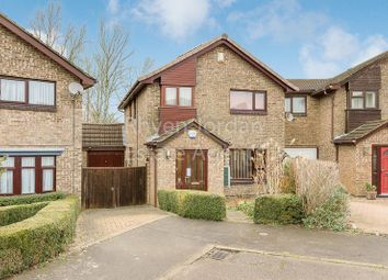 Thumbnail 3 bed detached house for sale in Medeswell, Furzton, Milton Keynes