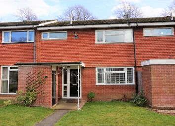 Thumbnail 3 bed terraced house for sale in Wilmcote Drive, Sutton Coldfield