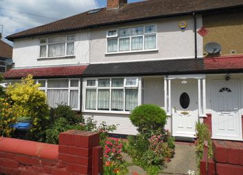 Thumbnail 2 bed terraced house for sale in Marlborough Road, Edmonton
