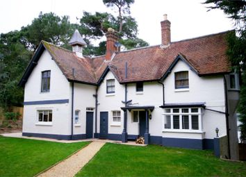 Thumbnail 5 bedroom detached house for sale in Western Road, Branksome Park, Poole
