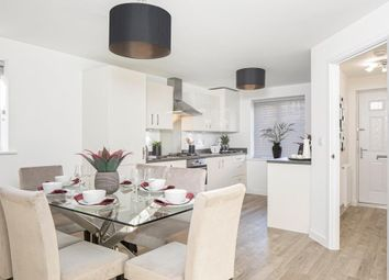 """Thumbnail 3 bedroom end terrace house for sale in """"Ashurst"""" at Leigh Road, Wimborne"""