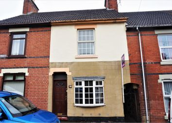 Thumbnail 2 bed terraced house for sale in Stanley Street, Swadlincote