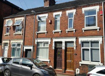 Thumbnail 3 bed terraced house to rent in Seaford Street, Shelton, Stoke On Trent