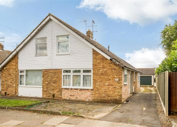 Thumbnail 3 bed semi-detached bungalow for sale in Druids Way, Northampton