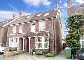 Swindon Road, Horsham, West Sussex RH12. 4 bed semi-detached house