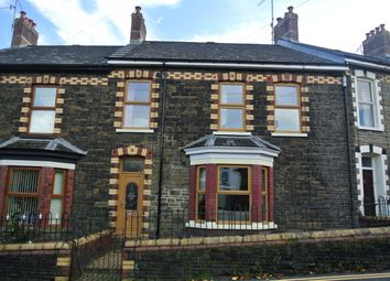 Thumbnail 3 bed terraced house for sale in Victoria Road, Cwmfields, Pontypool