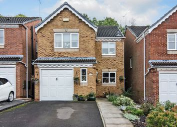 Thumbnail 3 bed detached house for sale in Teddesley Way, Huntington, Cannock