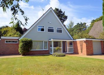 Thumbnail 3 bed detached house for sale in Wise's Firs, Sulhamstead, Reading