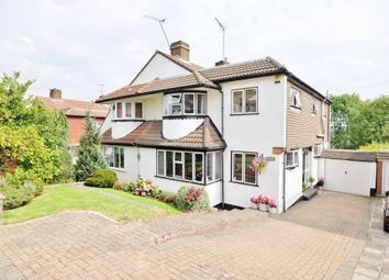 Thumbnail 5 bed semi-detached house for sale in Newstead Avenue, Orpington