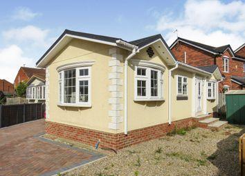 Thumbnail 1 bed mobile/park home for sale in Grosvenor Park, Boroughbridge Road, Ripon