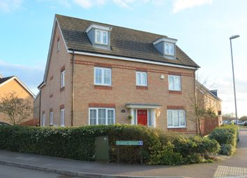 Thumbnail 5 bed detached house for sale in Avocet Grove, Soham