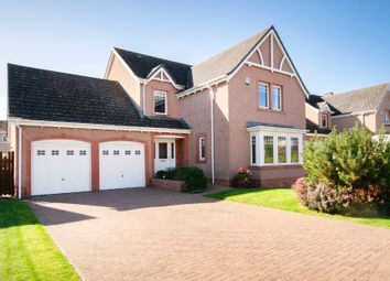 Thumbnail 5 bedroom detached house for sale in Orchard Way, Inchture, Perthshire