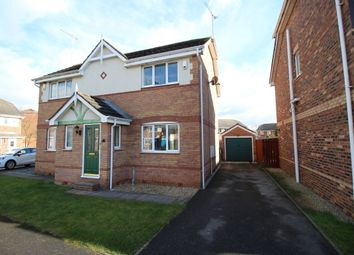 Thumbnail 2 bed semi-detached house to rent in Castledine Court, Balby, Doncaster