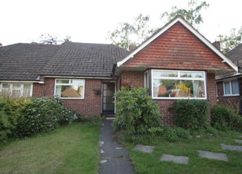 Thumbnail 3 bedroom bungalow to rent in Westerfolds Close, Woking