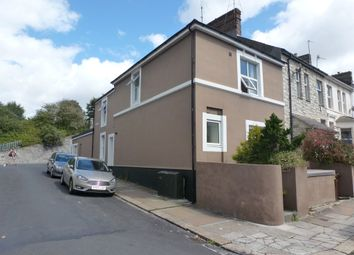 Thumbnail 5 bedroom end terrace house for sale in Chudleigh Road, Plymouth
