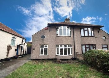 Thumbnail 3 bed semi-detached house to rent in Clifton Road, Welling, Kent