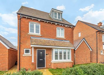 Thumbnail 4 bed detached house for sale in Hutchins Lane, Wareham