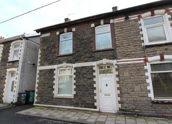 Thumbnail 3 bed end terrace house for sale in Crown Street, Crumlin, Newport