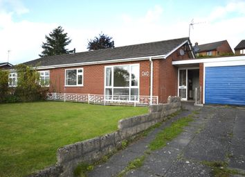 Thumbnail 2 bed bungalow for sale in Perry Road, Rhewl, Gobowen, Oswestry, Shropshire