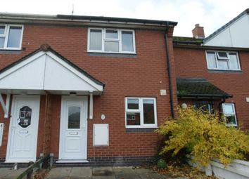 Thumbnail 2 bed terraced house for sale in Llys Dewi, Penyffordd, Holywell, 9La.