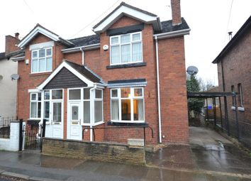 Thumbnail 3 bed semi-detached house for sale in Earls Road, Trentham, Stoke-On-Trent