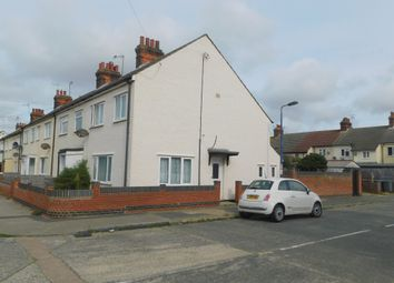 Thumbnail 2 bed end terrace house for sale in Pretyman Road, Felixstowe