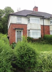 Thumbnail 3 bedroom semi-detached house for sale in Thimblemill Road, Smethwick, West Midlands