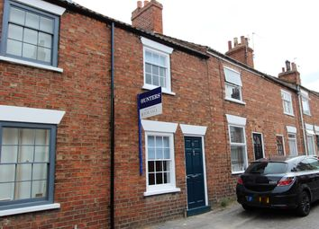 Thumbnail 2 bed terraced house for sale in St. Michaels Road, Louth
