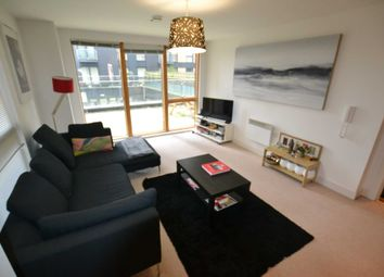 Thumbnail 2 bed flat to rent in New Century Park, Manchester