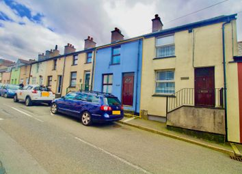 Thumbnail 1 bed terraced house for sale in High Street, Deiniolen, Caernarfon