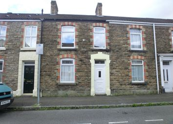Thumbnail 2 bedroom terraced house for sale in Bath Road, Morriston, Swansea.
