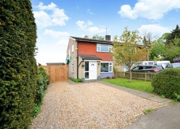 Thumbnail 3 bedroom semi-detached house for sale in Bell Close, Cublington, Leighton Buzzard