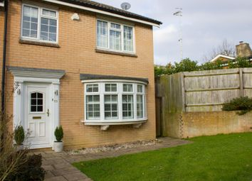 Thumbnail 3 bed end terrace house for sale in Oaklands, Godstone