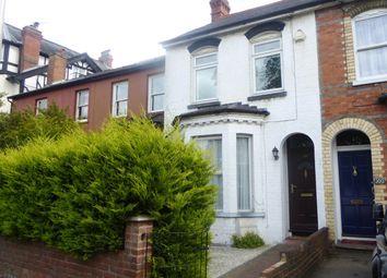 2 bed terraced house to rent in Tilehurst Road, Reading RG1