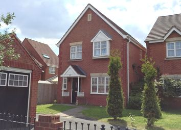 Thumbnail 4 bed detached house for sale in St Pauls Road, Smethwick