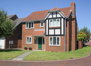 Thumbnail 4 bedroom detached house for sale in Ellerton Way, Hartford Green, Cramlington