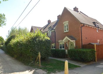 Thumbnail 2 bed end terrace house for sale in Mill Lane, Padworth, Reading, Berkshire
