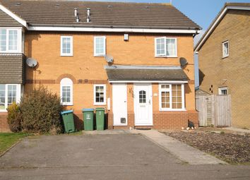 Thumbnail 1 bed terraced house for sale in Lupin Walk, Aylesbury