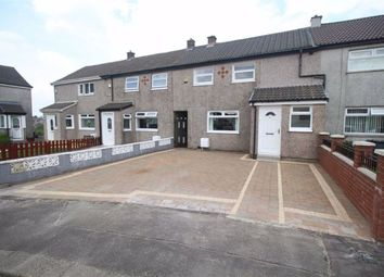 Thumbnail 3 bed terraced house for sale in Cawdor Crescent, Greenock