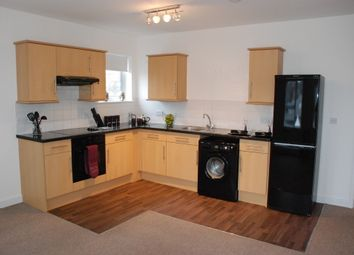 Thumbnail 2 bed flat to rent in Foord Street, Rochester, Rochester, Kent