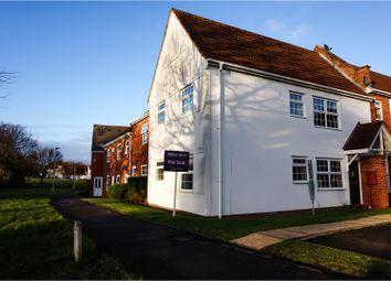 Thumbnail 1 bedroom flat for sale in Lavenham Court, Peterborough