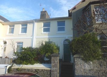 Thumbnail 4 bed terraced house for sale in Vansittart Road, Torquay